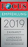 FCGA_Regiosiegel_2019_Zahnarzt_Landkreis_Rosenheim